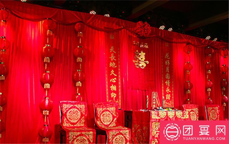 天港大酒店婚宴图片