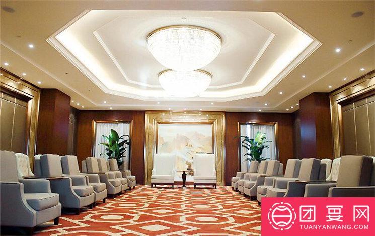 宁波春晓世茂希尔顿逸林酒店婚宴图片