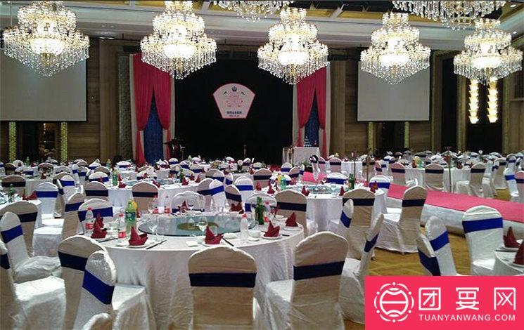 石浦豪生大酒店婚宴图片