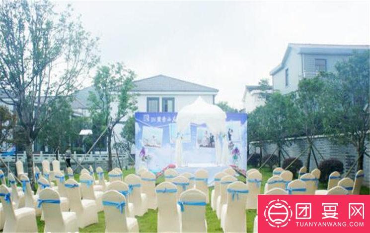 碧秀山庄度假酒店婚宴图片