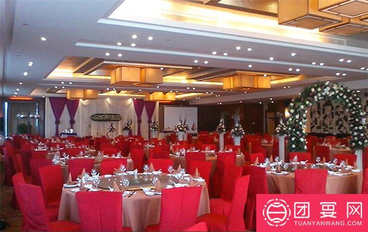富春国际大酒店婚宴图片
