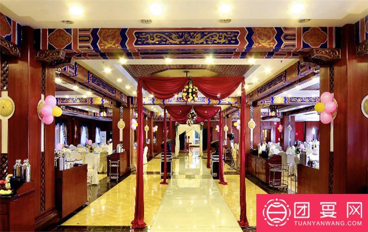 向阳渔港 彩虹店婚宴图片