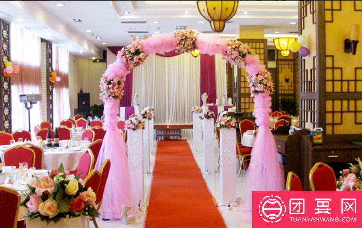 福楼大酒店婚宴图片
