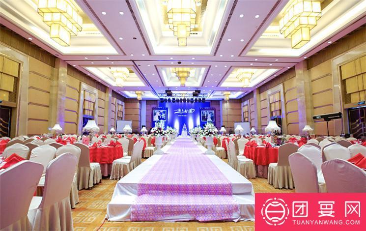 慈溪市杭州湾大酒店婚宴图片
