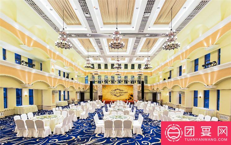 宁波天唯艺术酒店婚宴图片