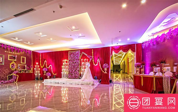 国贸国际大酒店婚宴图片