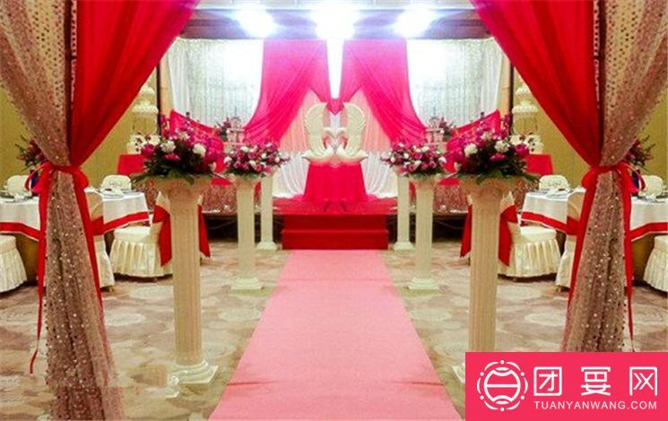 大名府国际酒店婚宴图片