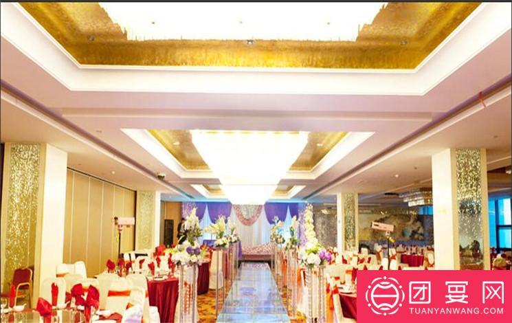 江陵国际大酒店婚宴图片