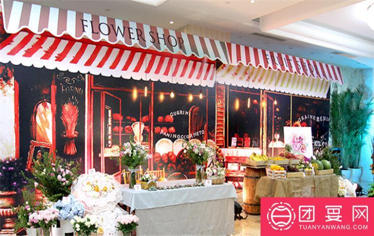 新华传媒粤海国际大酒店婚宴图片
