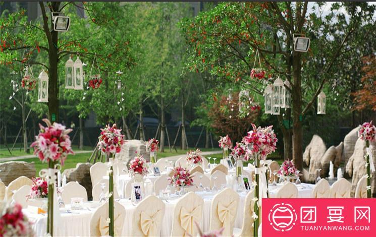 仁恒国际俱乐部婚宴图片