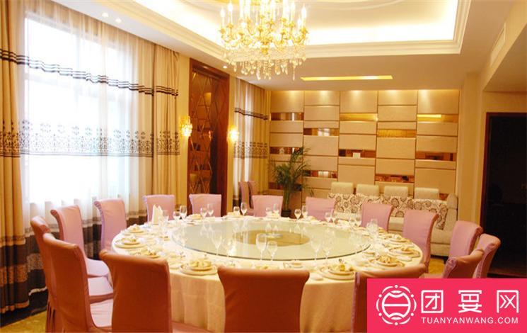 名仁府大酒店婚宴图片