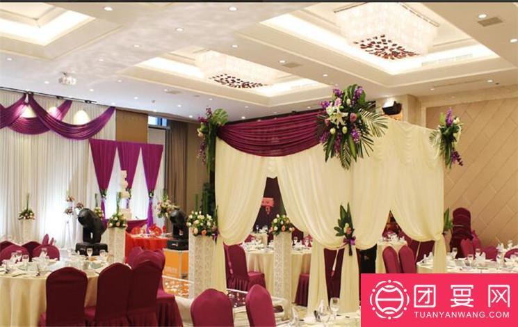 海逸大酒店婚宴图片