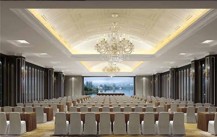 杭州中维香溢大酒店婚宴图片