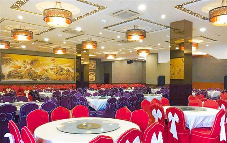 南滨雅聚美食汇婚宴图片