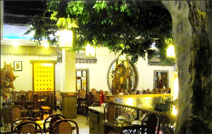 城市名人浙江饭店婚宴图片