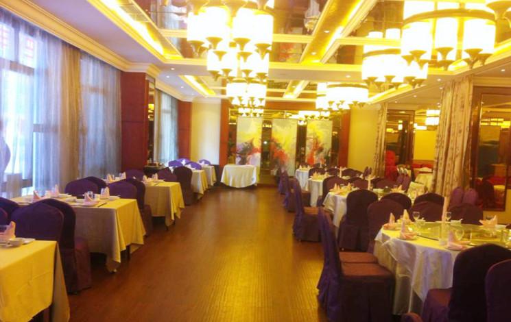 杭州酒家婚宴图片