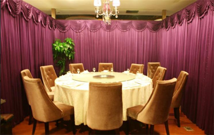 沁庭餐厅婚宴图片