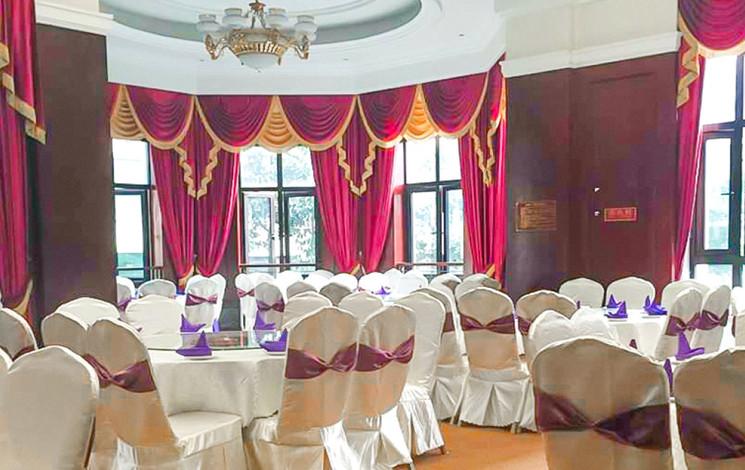 越风楼酒店婚宴图片