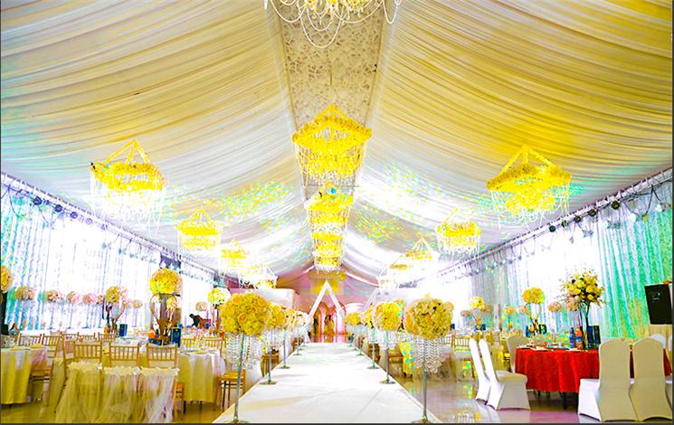 景田酒店婚宴图片