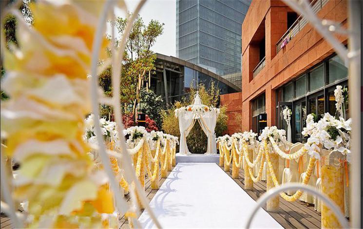深圳大梅沙中兴和泰酒店婚宴图片