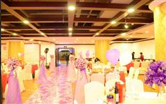 小梅沙观景度假酒店婚宴图片