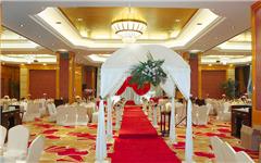 艺嘉国际大酒店婚宴图片