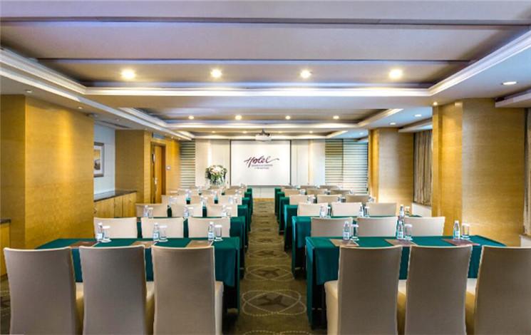 深圳深航国际酒店婚宴图片