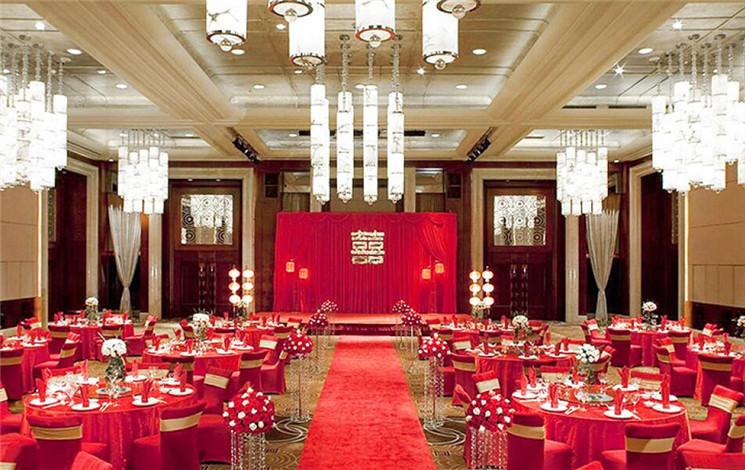 深圳福朋喜来登酒店婚宴图片