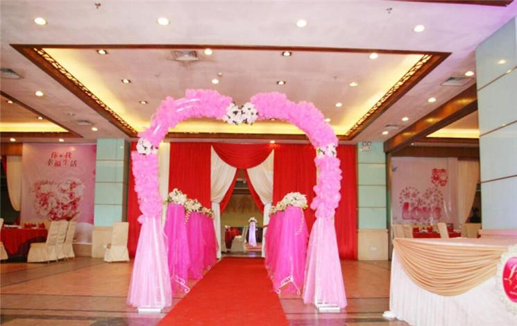 康蓝花园酒店婚宴图片