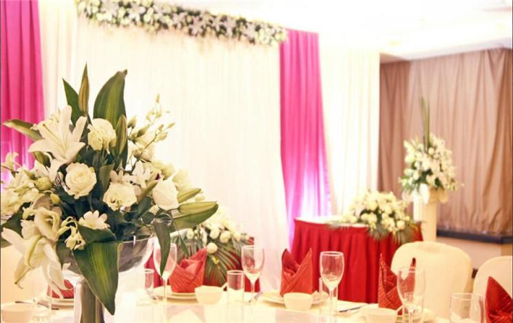 上园大酒店婚宴图片