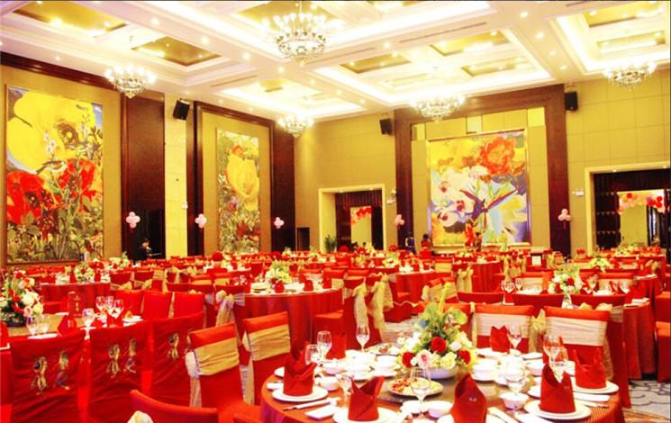 前岸国际酒店婚宴图片