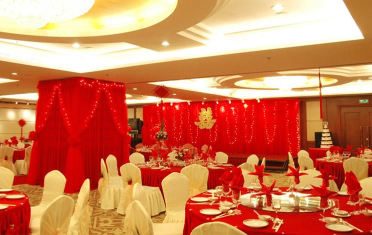 深圳东华假日酒店婚宴图片