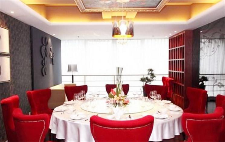 中南海怡酒店婚宴图片