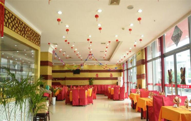 锦绣水乡大酒店婚宴图片