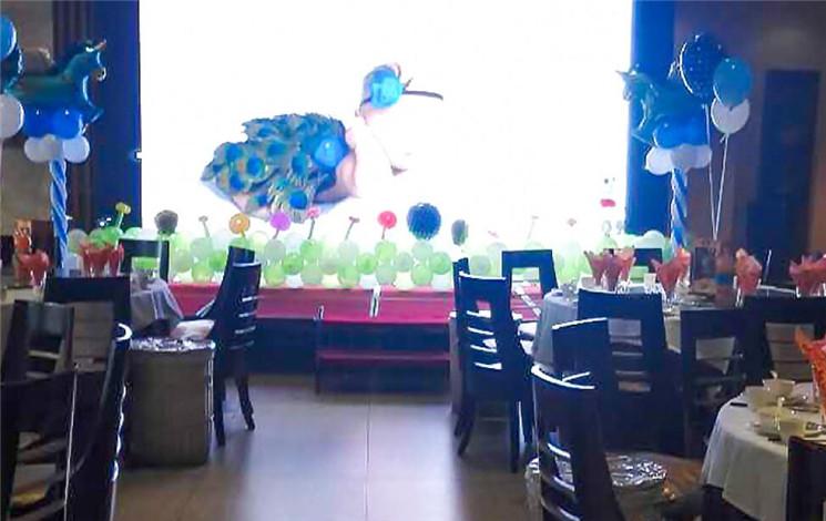 莲花餐饮 高新店婚宴图片